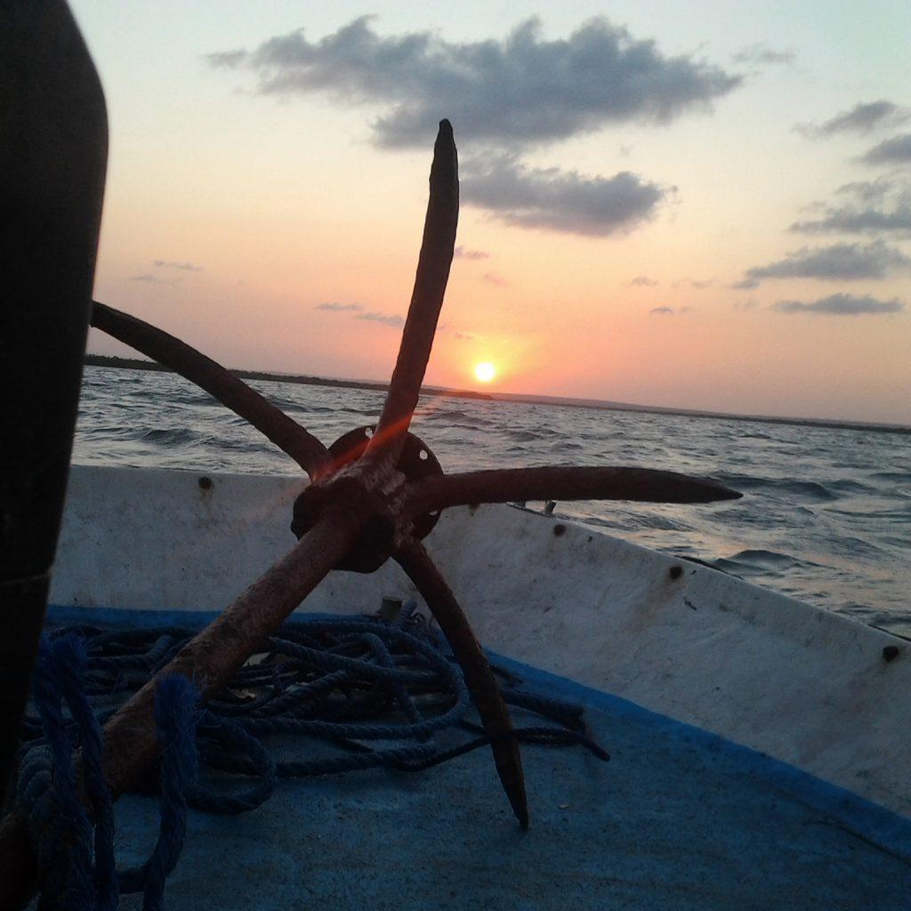 Best sunset with anker kopie
