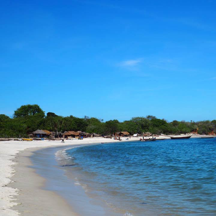 kilwa beach